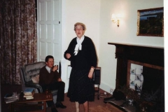 Stella in Borders 1991